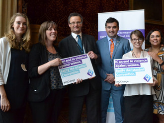 Local MP joins up with colleagues to call for action on domestic violence