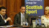 SNP MP DEMANDS FAIR PLAY FOR SCOTTISH TENNIS