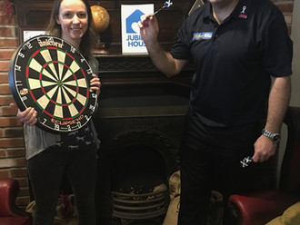 Gavin Newlands MP retains Parliamentary Darts Championship
