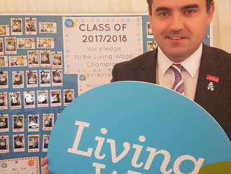 Gavin Newlands MP calls on Tories to embrace Real Living Wage
