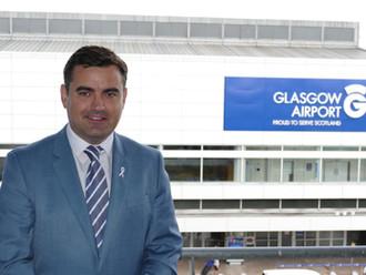Local MP congratulates Glasgow Airport for a record breaking 2016