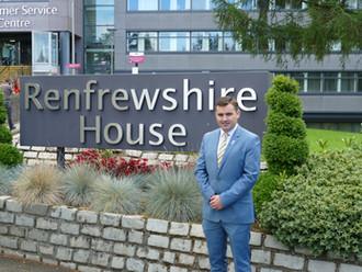 Gavin Newlands calls on Renfrewshire Council to fix bin collection service
