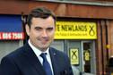 GAVIN IS SNP'S MAN AGAIN