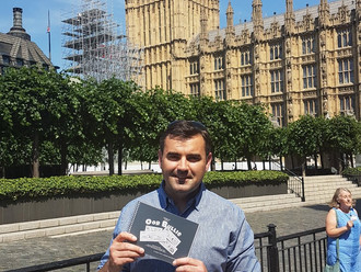 Gavin Newlands MP pledges to stand up to bullying