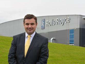 Gavin welcomes Rolls-Royce's £60m investment in Renfrewshire