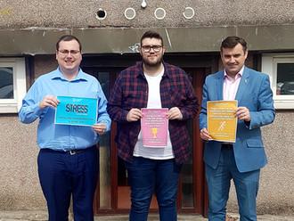 Gavin Newlands MP marks Mental Health Awareness Week