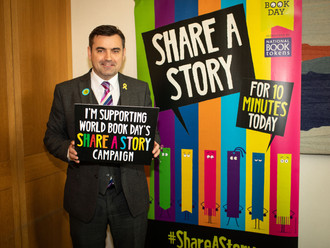 Share a Story for World Book Day