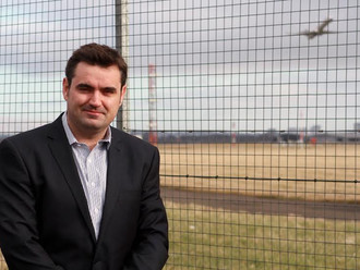 Gavin criticises delayed decision on Heathrow expansion