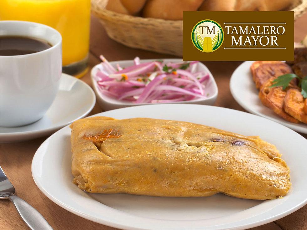 Peltier DSGÑ - Peltier Design - Branding - Tamalero Mayor