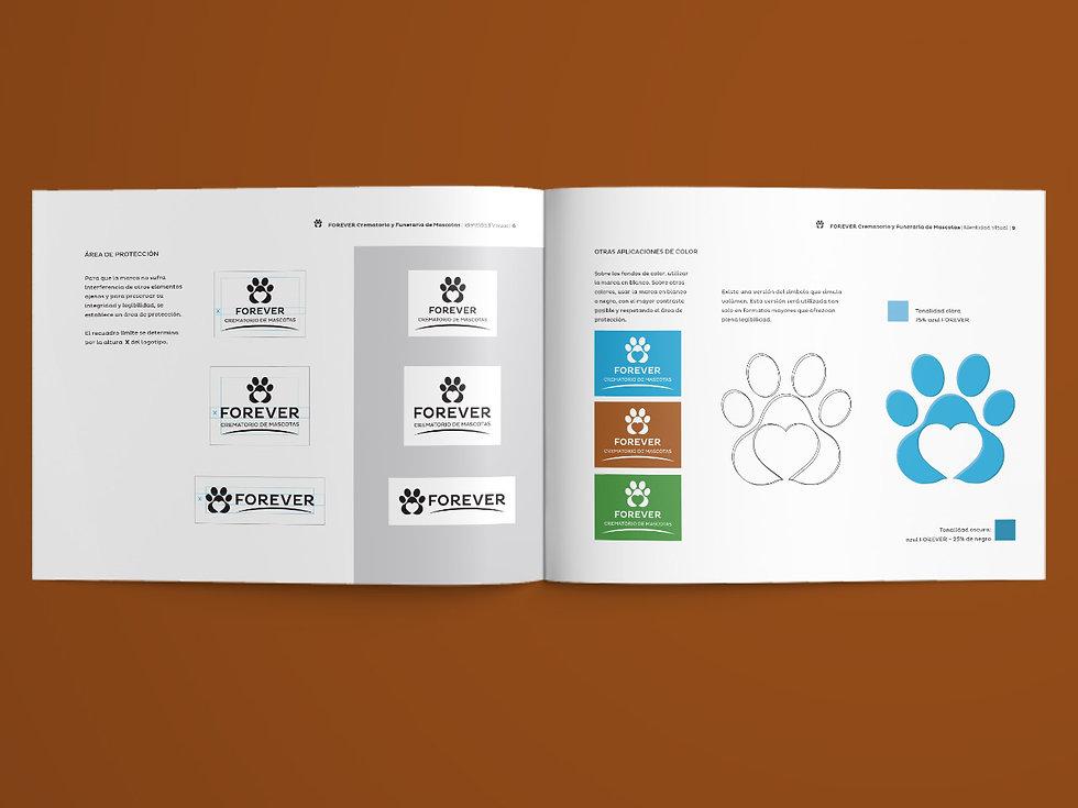 Peltier DSGÑ - Peltier Design - Branding - FOREVER