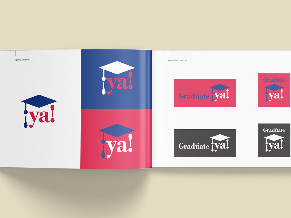 Peltier DSGÑ - Peltier Design - Branding - Gradúate ¡YA!