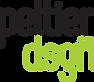 Peltier Design Logo
