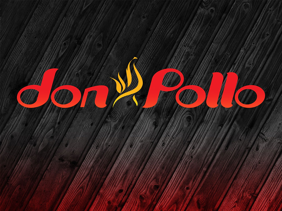 Peltier DSGÑ - Peltier Design - Branding, Don Pollo