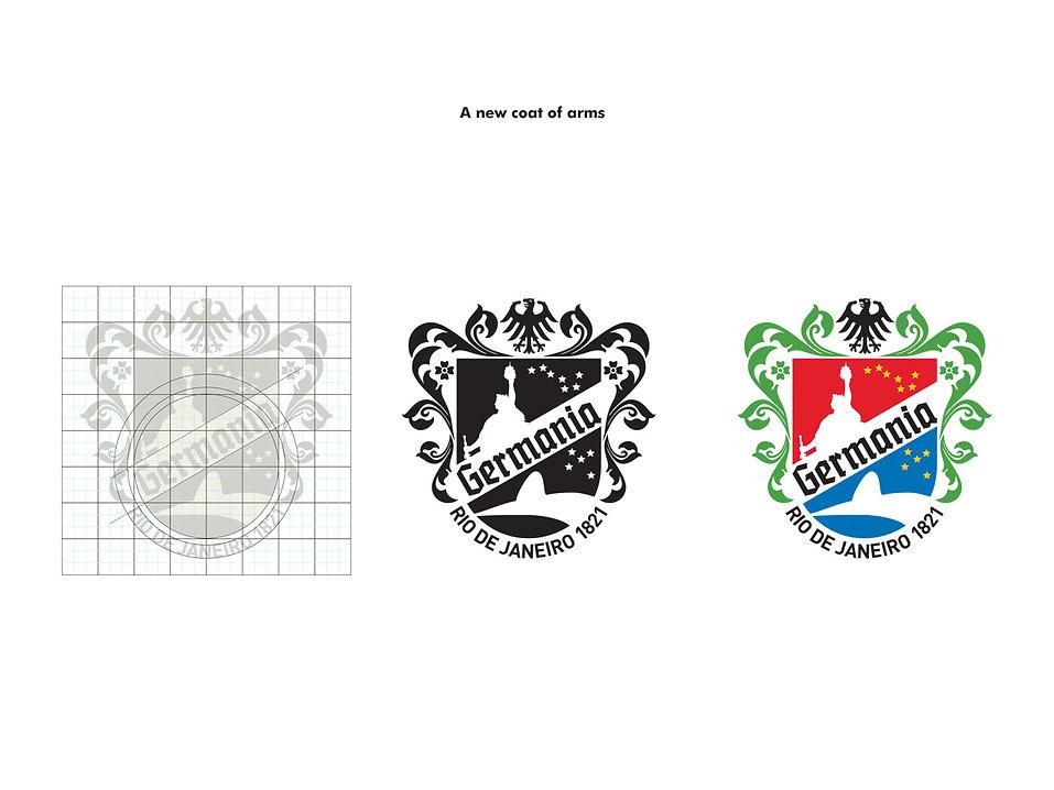Peltier DSGÑ - Peltier Design - Branding - Sociedade Germania