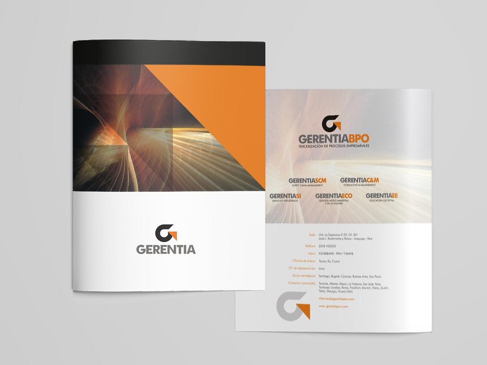 Peltier DSGÑ - Peltier Design - Branding - Gerentia