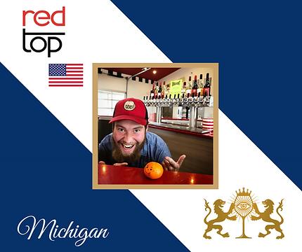 Brandon Woodcox, Red Top Winery