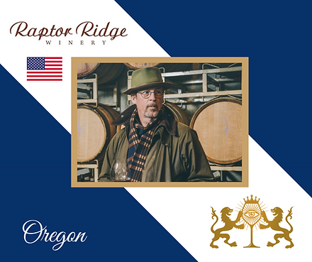 Scott Shull, Raptor Ridge Winery