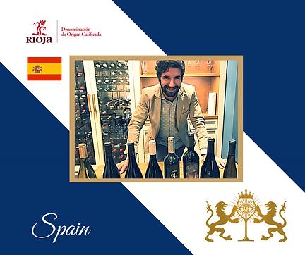Ricardo Arambarri, Rioja Wine