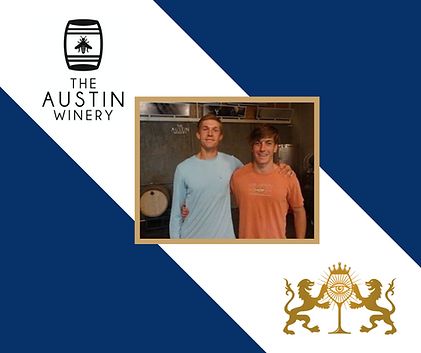 The Austin Winery, Cooper Anderson, Ross McLauchlan