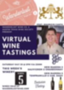Wanderlust Wine Company, Mandera, Mauricio Cantu