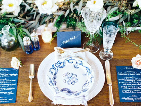 Handy Guide to a Rehearsal Dinner