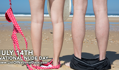 70+ Weird Wedding-Related National Holidays!