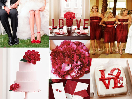 Valentine's Day Matrimony
