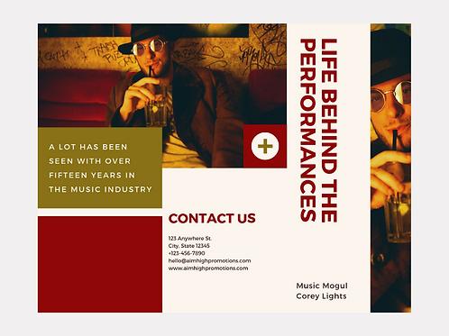 Brochure - Front