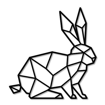 Conejo> Figura madera