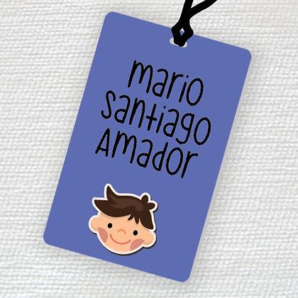 Name Tag > Niño
