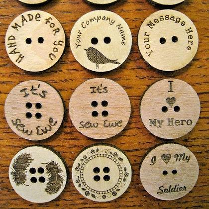 Botones Marca > Juego 25 piezas iguales