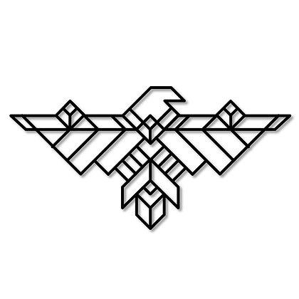Águila Etnica> Figura madera