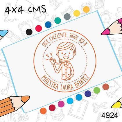 Maestra 1 > 4x4 cms