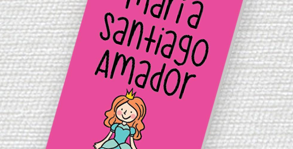 Name Tag > Princesa