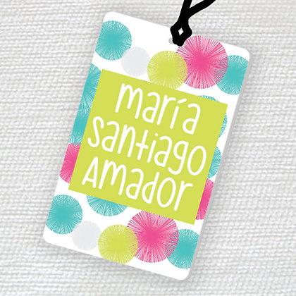Name Tag > Abanico