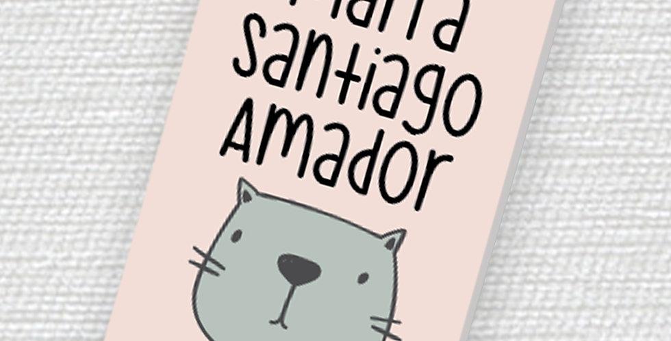 Name Tag >Gatito