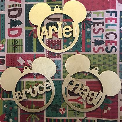 Esferas Mickey