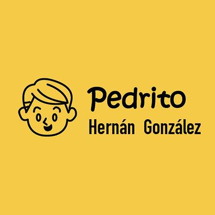Sello Ropa y Papel > Pedrito