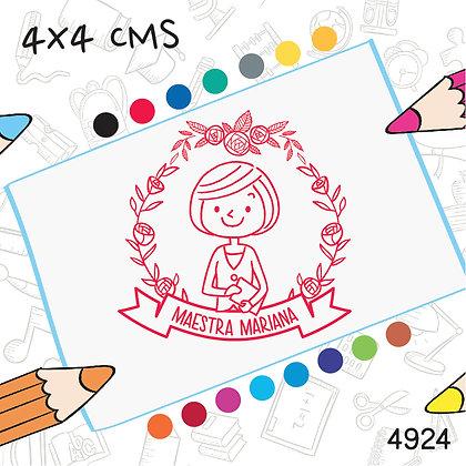 Maestra 2> 4x4 cms