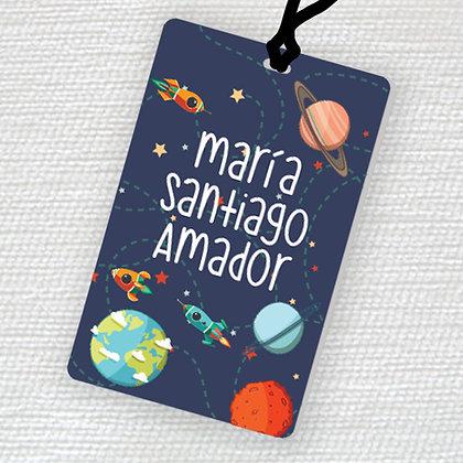 Name Tag > Universo