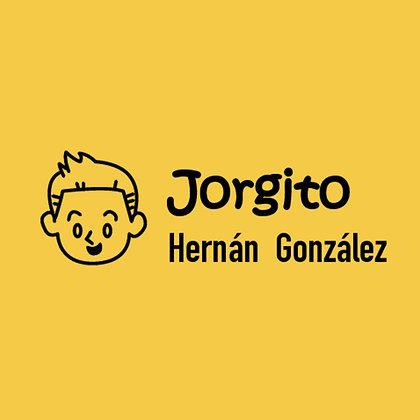 Sello Ropa y Papel > Jorgito
