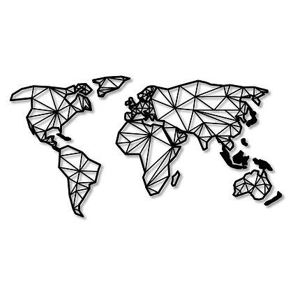 Mapa 1>  Figura madera