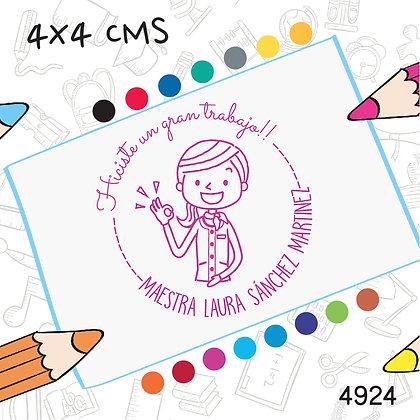 Maestra 20>4x4 cms