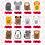 Thumbnail: Etiquetas Regalo > Animales