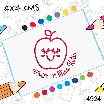 Maestra 24>4x4 cms