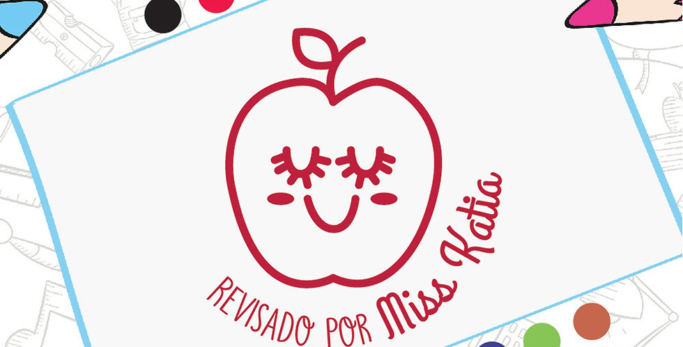 Sello Maestra23 >Tinta Color 4x4 cms
