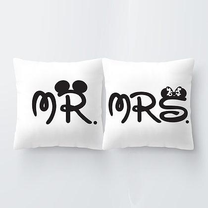 Funda Cojínes > Mr.& Mrs. Mouse