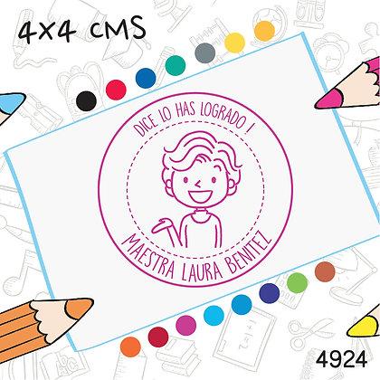 Maestra 15>4x4 cms