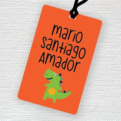 Name Tag > Carnotaurio