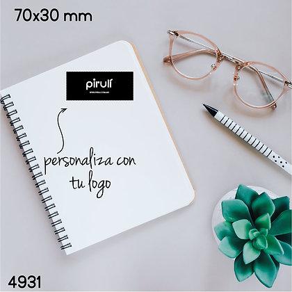 Sellos PAPEL 4931 > 7x3 cms